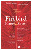 Firebird and Hansel & Gretel