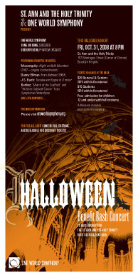 Halloween Benefit Bash