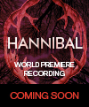 Hannibal Recording trailer